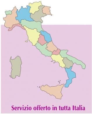 servizio rifiuti estetista italia