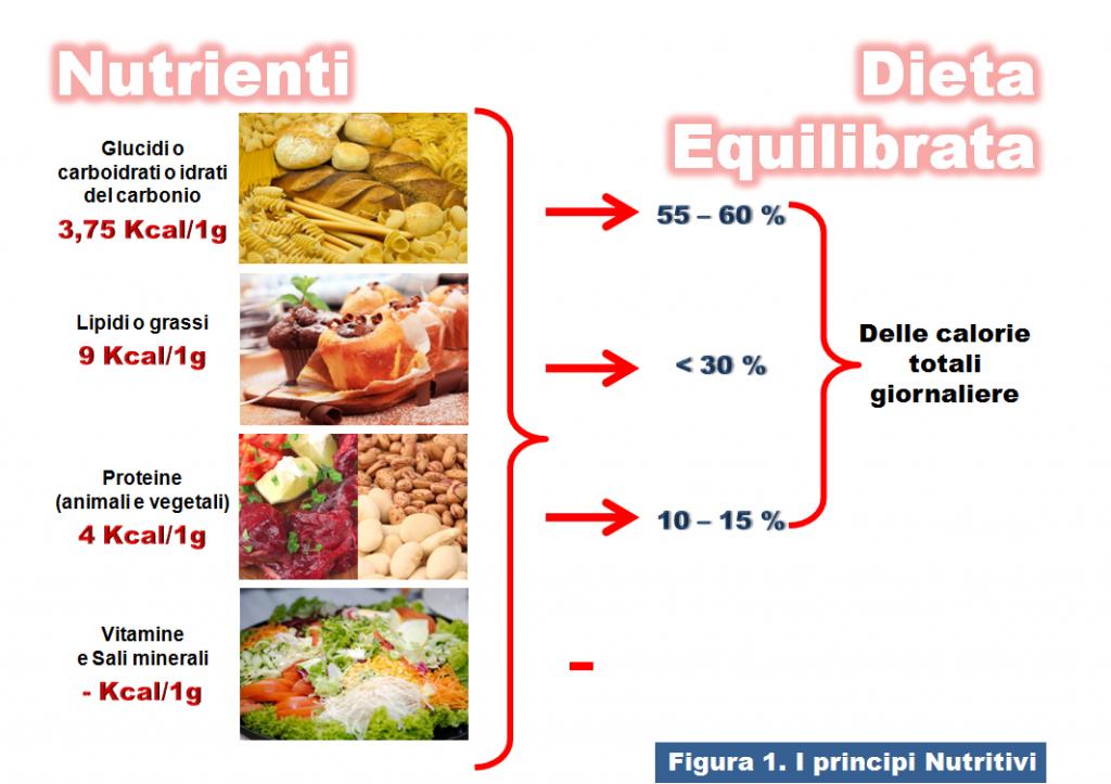 principi nutritivi confestetica